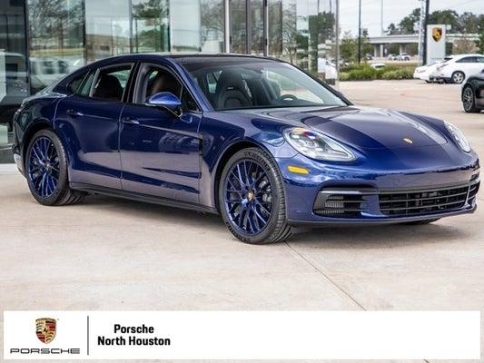 2020 Porsche Panamera 4s Houston Tx Spring The Woodlands Katy Texas Wp0ab2a7xll140405