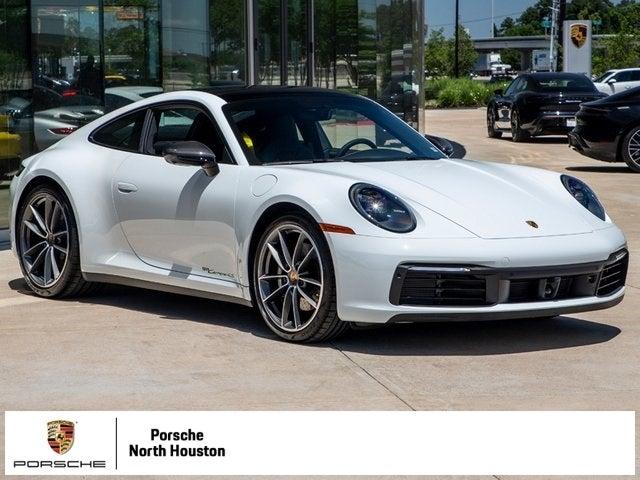 2019 Porsche 911 Turbo S Exclusive Series Houston Tx