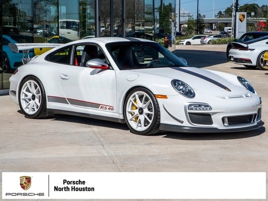 2011 Porsche 911 Gt3 Rs 4 0 Houston Tx Spring The Woodlands Katy Texas Wp0af2a98bs785595
