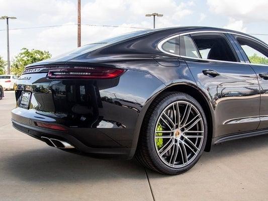 2019 Porsche Panamera Turbo S E Hybrid Houston Tx Spring The Woodlands Katy Texas Wp0ah2a76kl147137