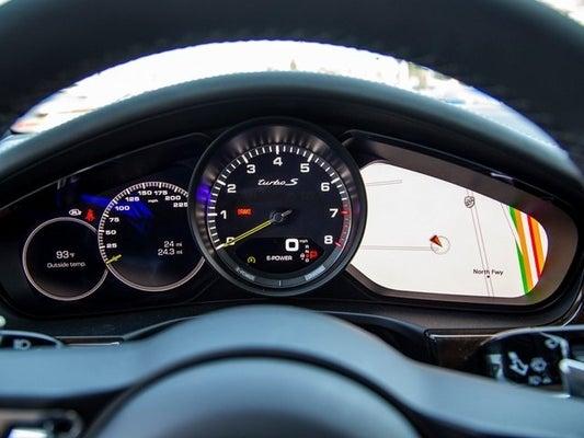 2019 Porsche Panamera Turbo S E Hybrid Houston Tx Spring The Woodlands Katy Texas Wp0ah2a77kl147180
