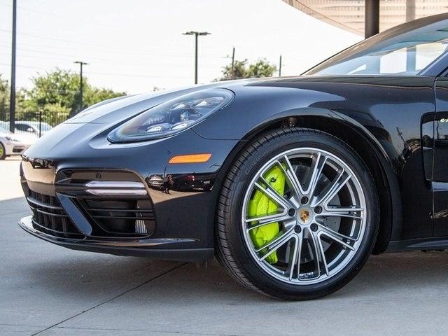 2019 Porsche Panamera Turbo S E,Hybrid