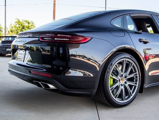 2019 Porsche Panamera Turbo S E Hybrid Houston Tx Spring The Woodlands Katy Texas Wp0ah2a77kl147180