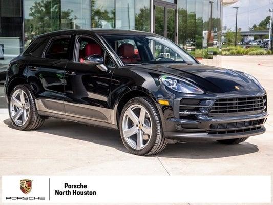 2020 Porsche Macan Service Loaner Houston Tx Spring The Woodlands Katy Texas Wp1aa2a50llb01614