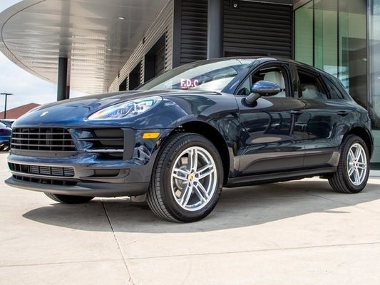 2020 Porsche Macan Houston Tx Spring The Woodlands Katy Texas Wp1aa2a52llb07107