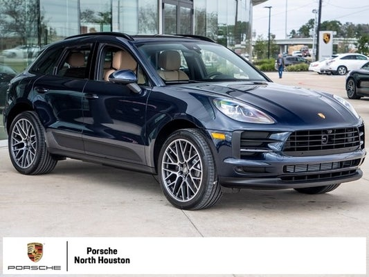 2020 Porsche Macan Houston Tx Spring The Woodlands Katy Texas Wp1aa2a53llb04877