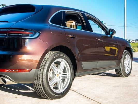 2020 Porsche Macan S Service Loaner Houston Tx Spring The Woodlands Katy Texas Wp1ab2a54llb34757