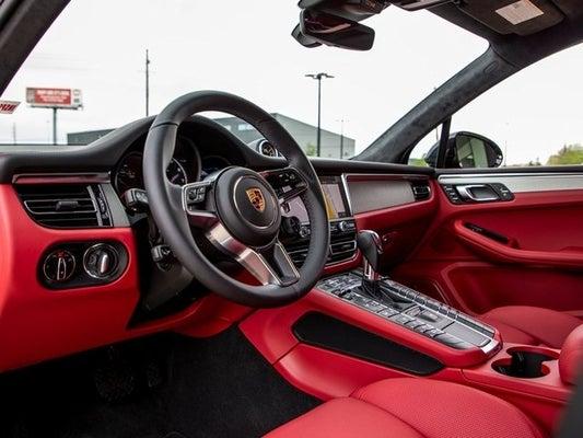 2020 Porsche Macan Turbo Houston Tx Spring The Woodlands Katy Texas Wp1af2a50llb60356