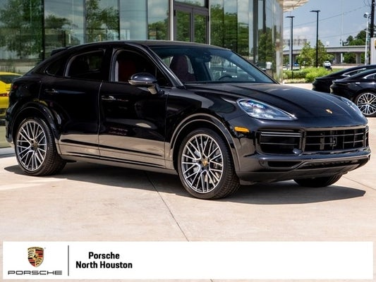 2020 Porsche Cayenne Turbo Coupe Houston Tx Spring The Woodlands Katy Texas Wp1bf2ay1lda65412