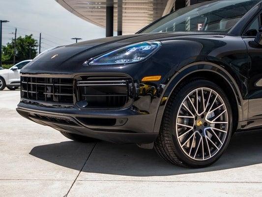 2020 Porsche Cayenne Turbo Coupe Houston Tx Spring The Woodlands Katy Texas Wp1bf2ay1lda65412