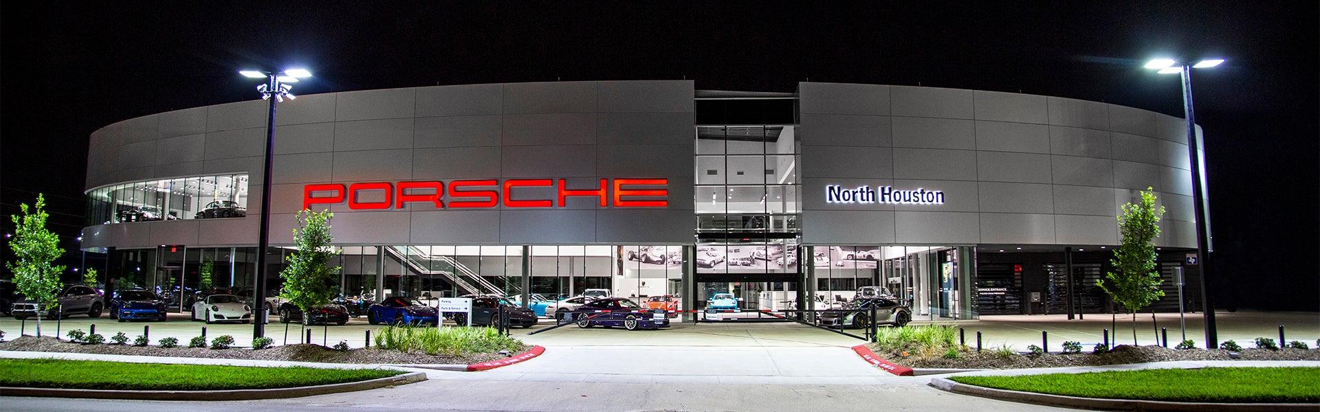 Porsche North Houston | Porsche Dealership Near Me