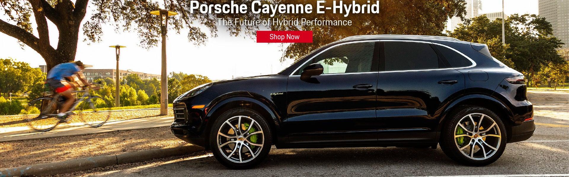 Porsche North Houston New And Used Porsche Dealership In