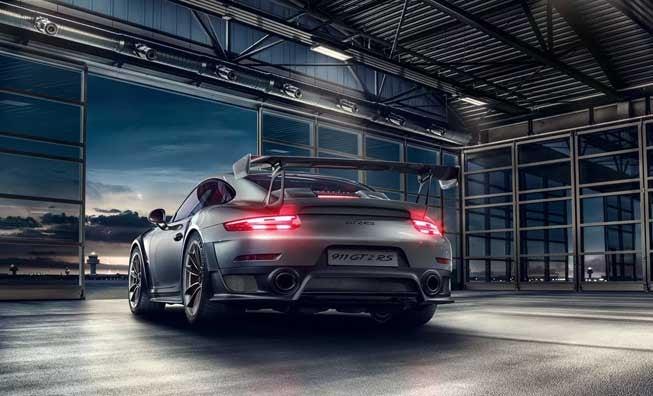 Porsche 911 Gt2 Rs Porsche North Houston