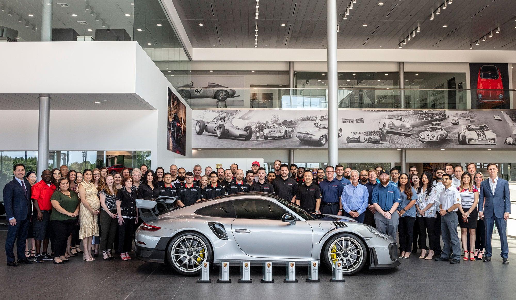 About Porsche North Houston | Houston, TX Porsche Dealer